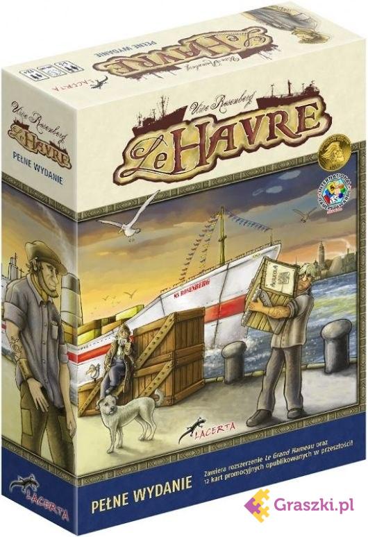 Le Havre (druga edycja polska) + Le Grand Hameau